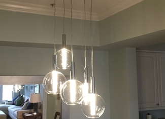 Hanging LED Pendants