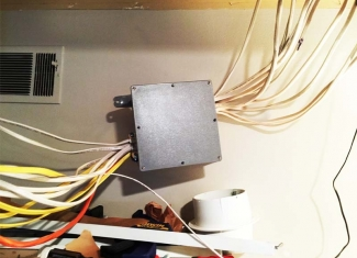 Bad Contractor Wiring