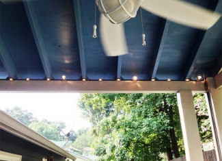 Patio Low Voltage Lighting