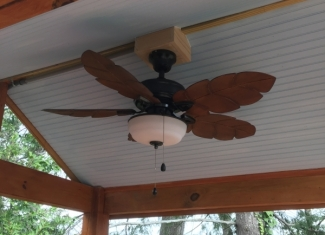 Gazebo Ceiling Fan