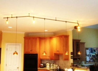 Kitchen Mono Rail Track Lighting