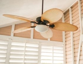 3 Top Features to Look For in A Ceiling Fan