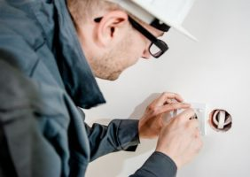 alpharetta electrician working